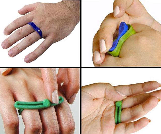 Itt a feszültséglevezető gyűrű!