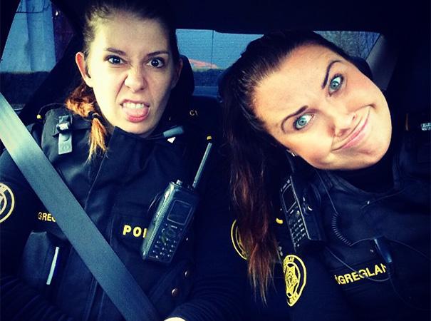 Ennyire jó fej rendőrök nem létezhetnek