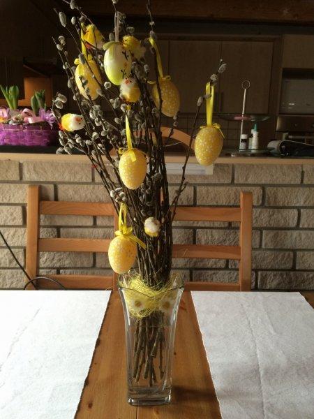 Otthoni díszek húsvéti hangulatban