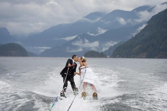 Íme a 10 legextrémebb esküvői helyszín