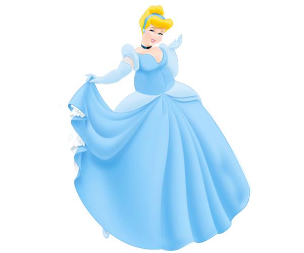 Így néznének ki a Disney-hercegnők plus size csajokként