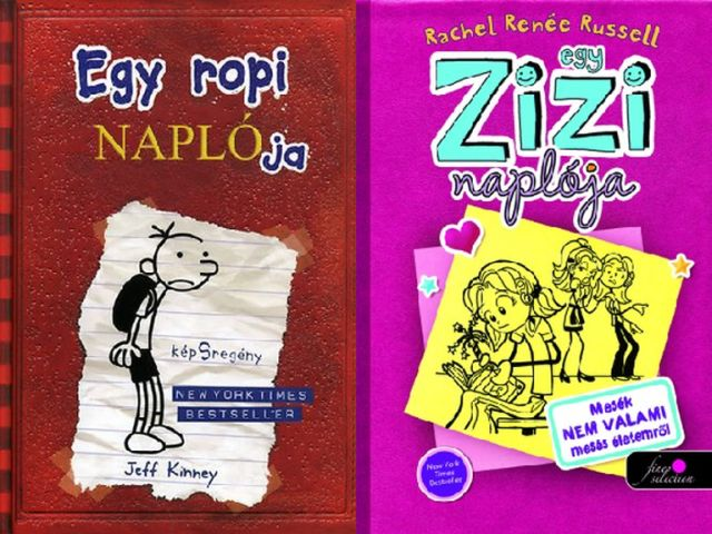 Két gyerekkönyv, ami nemcsak a gyerekeknek, de a felnőtteknek is szórakoztató