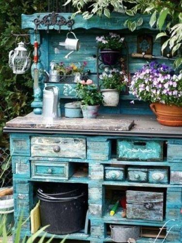 Csodaszép vintage kertek