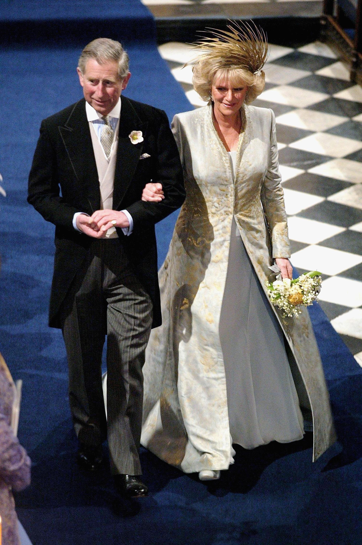 A frigyre Vilmos és Harry is áldását adta, így 35 év várakozás után végre beteljesült a szerelmük.