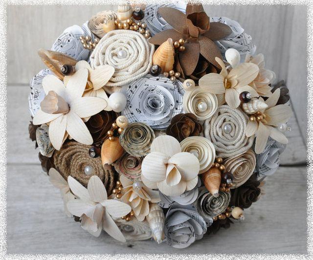 20 rendhagyó esküvői csokor