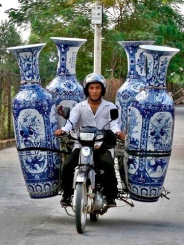 Azok a kínai vázák...