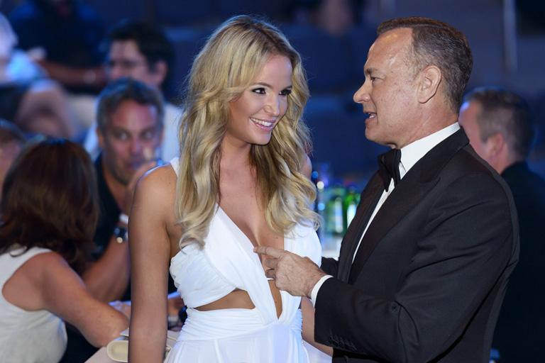 Tom Hanks bevette Budapestet - fotóriport