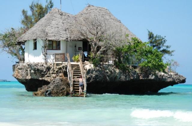 Fotó: The Rock - Zanzibar
