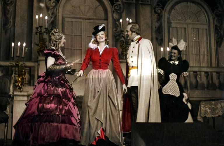 Mária főhadnagy - 1942 Fővárosi Operettszínház