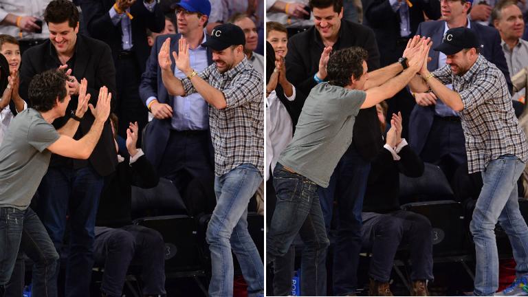 Ben Stiler és Jason Sudeikis ötös helyett, tizessel ünnepelt.
