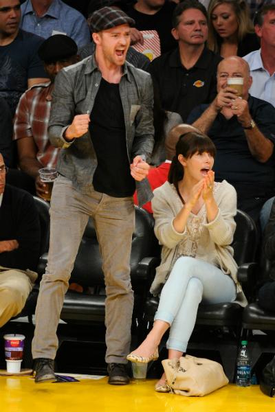Justin Timberlake és Jessica Biel is igazi megszállottak.