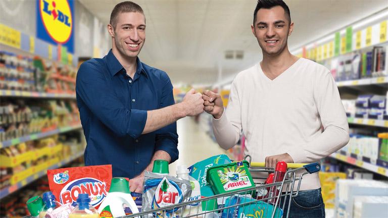 Idén is folytatja a P&G és a Lidl közös adománygyűjtő programját az éhező gyermekek támogatásáért