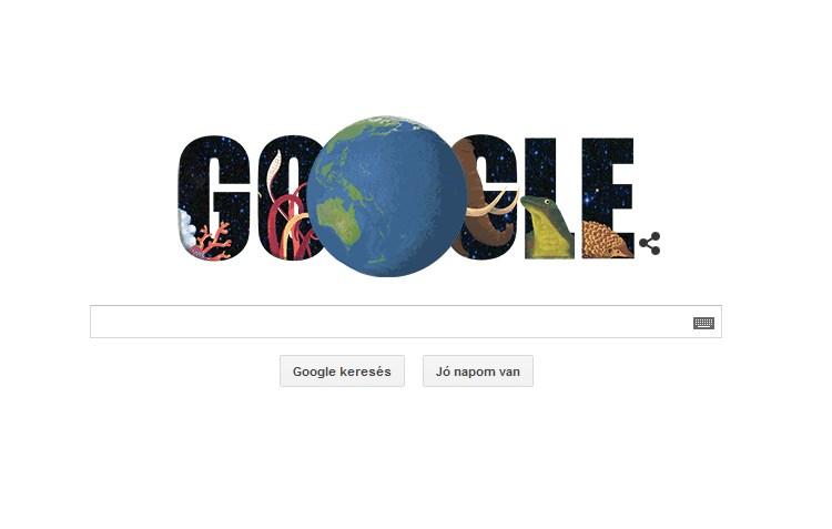 Föld napja: cuki kvízzel készült a Google