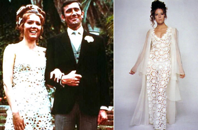 A 10 legszebb filmes esküvői ruha