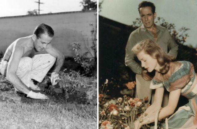 6 híres férfi, akinek a kerti munka sem piszkos