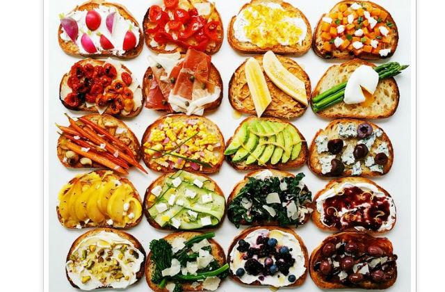 Elképesztő ételfotók - galéria