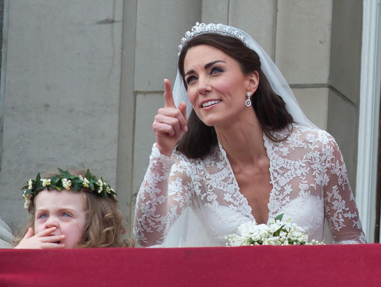 4 éve házasok - 11 emlékezetes volt Katalin hercegnő és Vilmos herceg esküvőjéről
