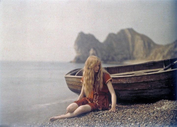 1913: ezek voltak az első színes fotók