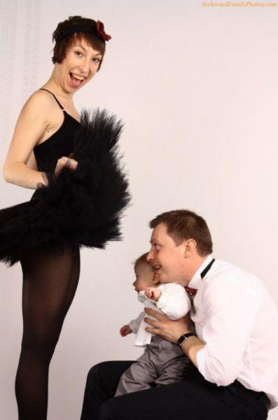 20 ciki családi fotó, amit kár volt elkészíteni - vicces képválogatás