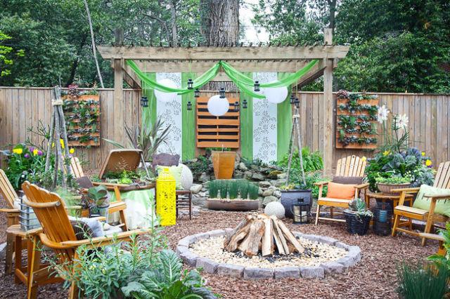 Ezekkel dobd fel a kerted: 30 bámulatos megoldás