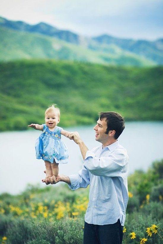 12 tanács tapasztalt apukáktól friss lányos apáknak