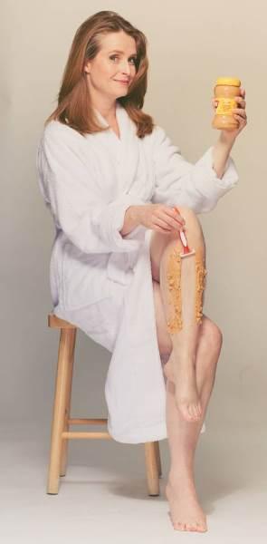 Új őrület: mogyoróvaj a selymesen sima lábakért