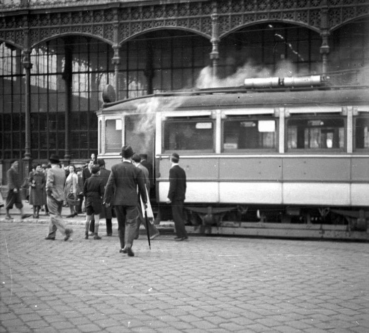 Teréz körüt, 1941/Fotó:  Ludovika