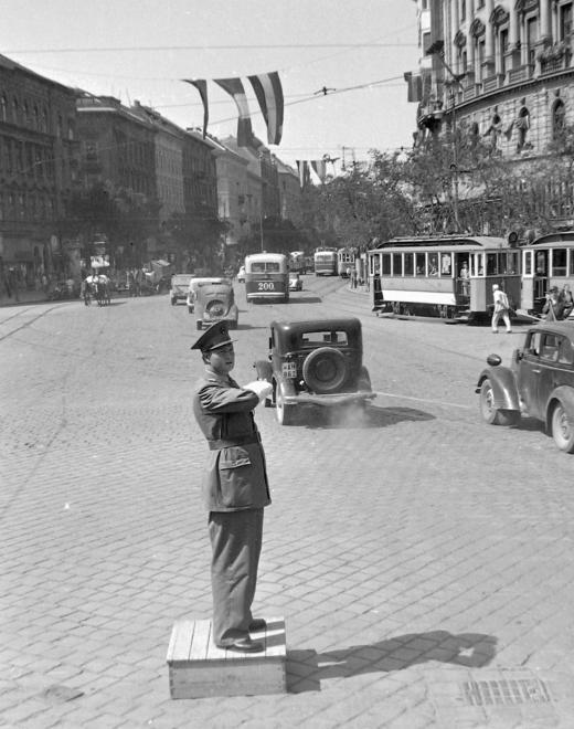 Nyugati (Marx) tér, 1949/ iMRe