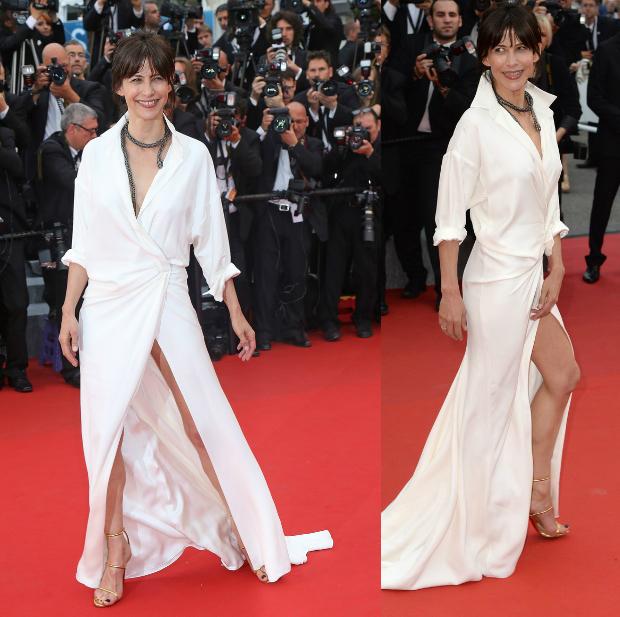 Nem is igazi Cannes Sophie Marceau villantása nélkül