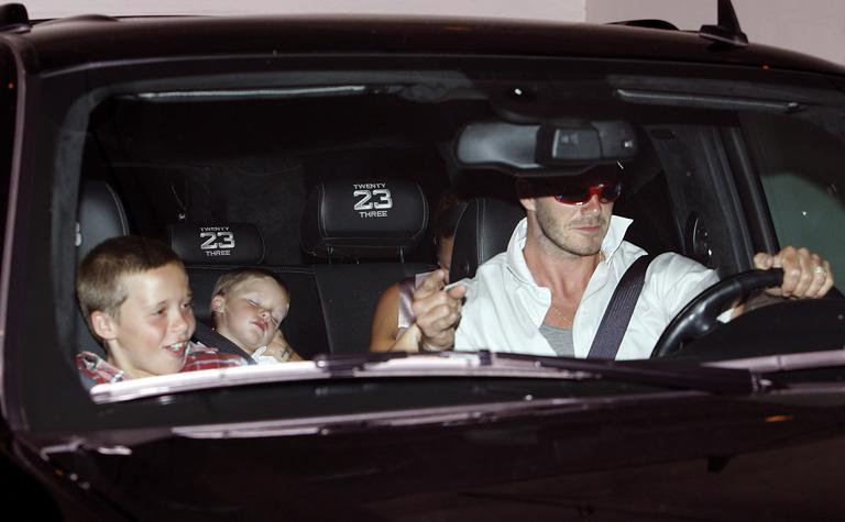 7 ok, amiért Beckhamék a legjobb celeb szülők