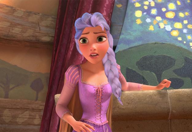 Frizurát cseréltek a Disney-hercegnők - képek