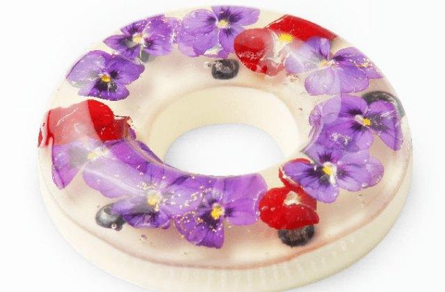 Káprázatos virágdesszertek - ezt meg kéne kóstolni