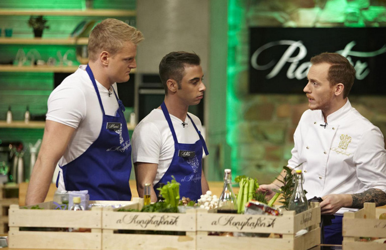 Domi, A konyhafőnök győztese: