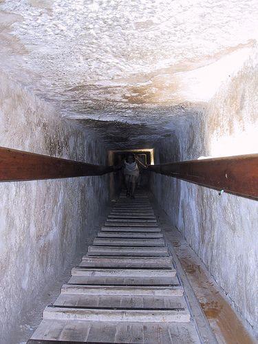 Egyiptom piramisai, ahogy még nem láttad azokat