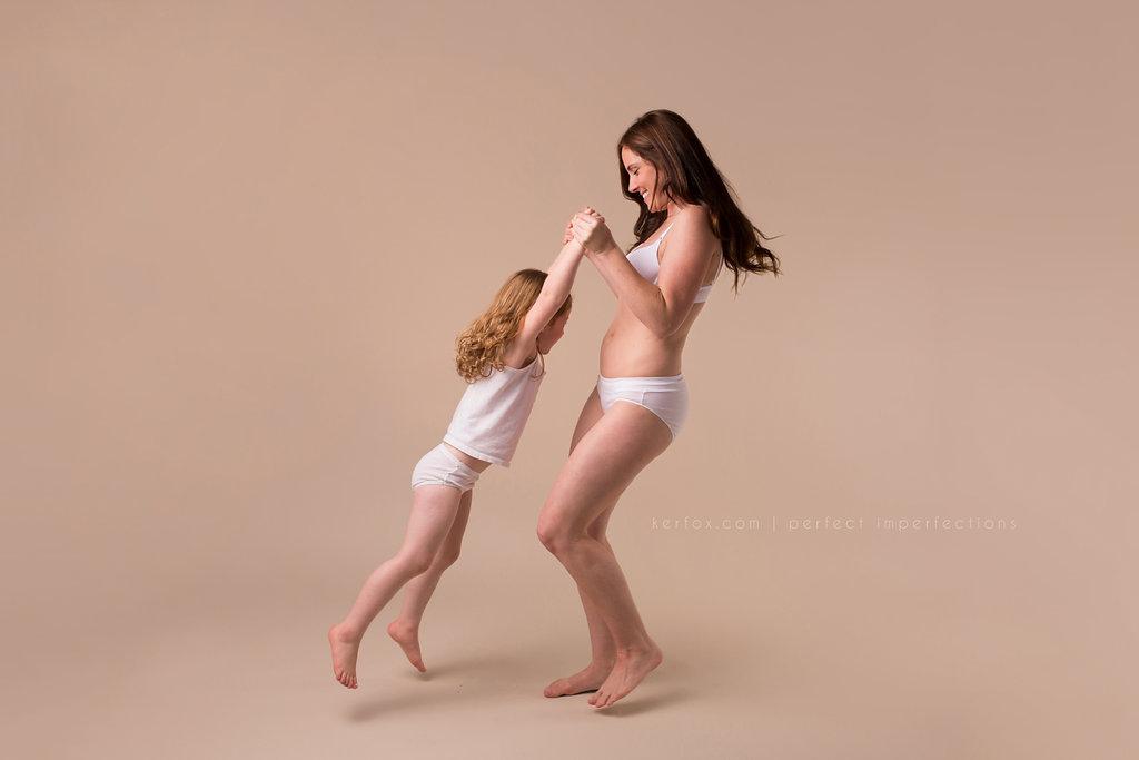 Anyukák, akik megmutatták szülés után a testüket