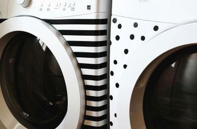 Szigszalaggal is feldobhatod mosógéped. Fotó: buzzfeed.com