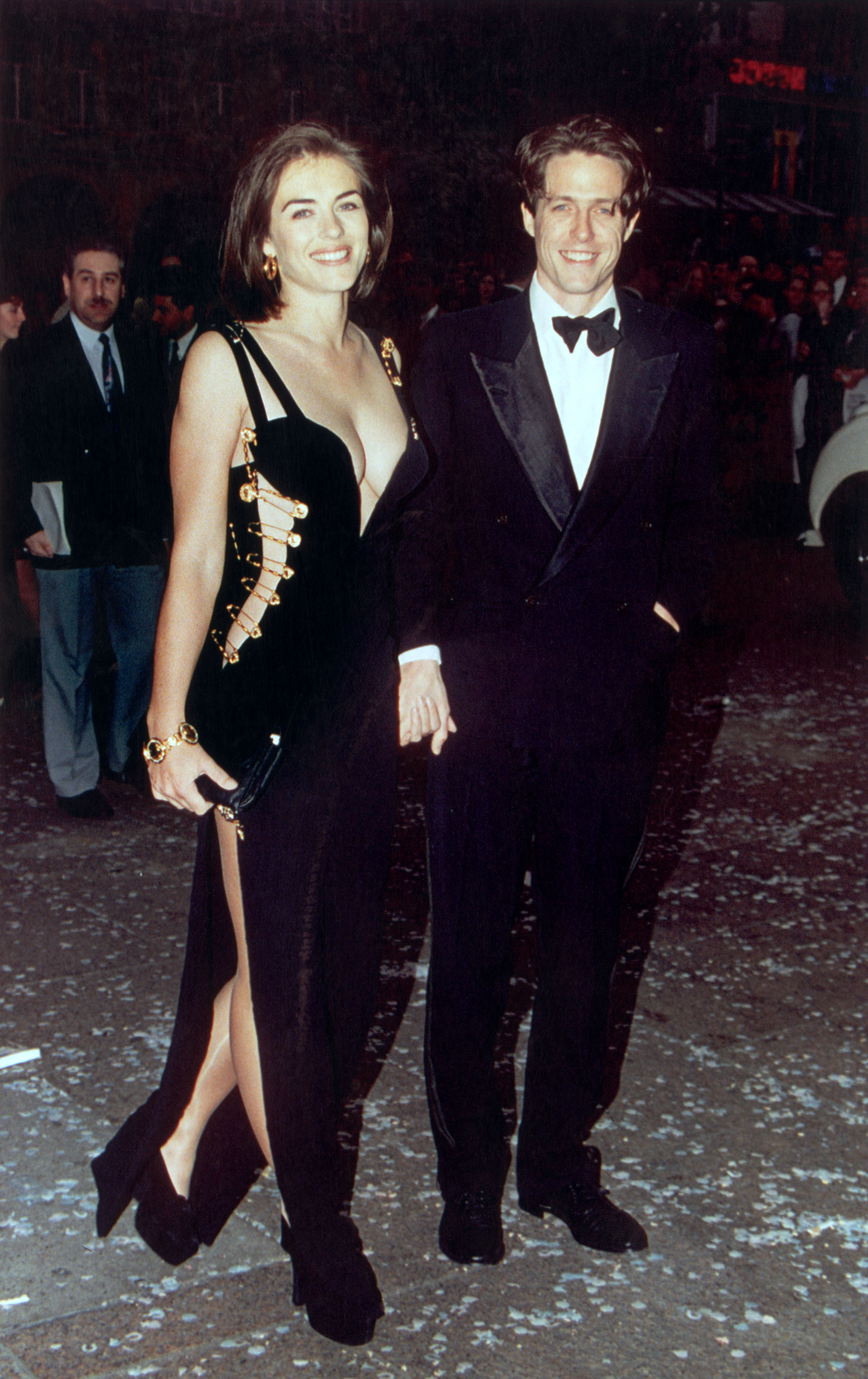 Liz Hurley és Hugh Grant 1994-ben