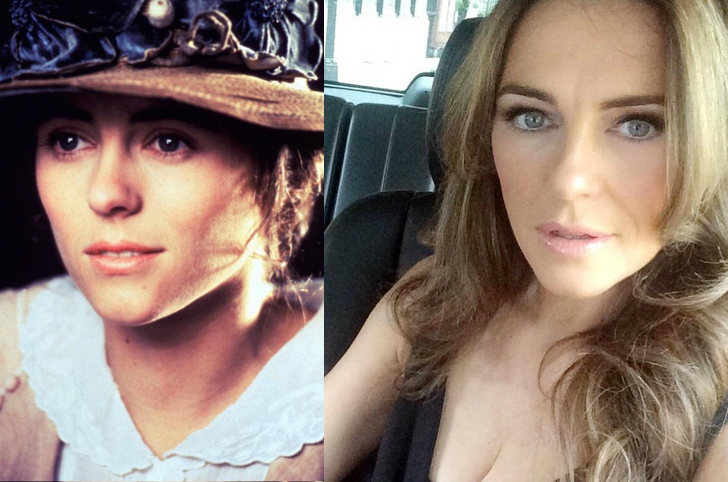 A Sámson és Delila című film forgatása és a kocsiban készült szelfi között 20 év telt el