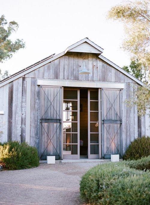 Költözz istállóba: barn house style