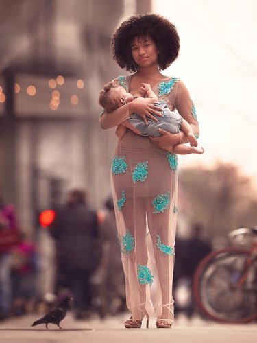 13 fotó bizonyítja, a szoptatás gyönyörű élmény