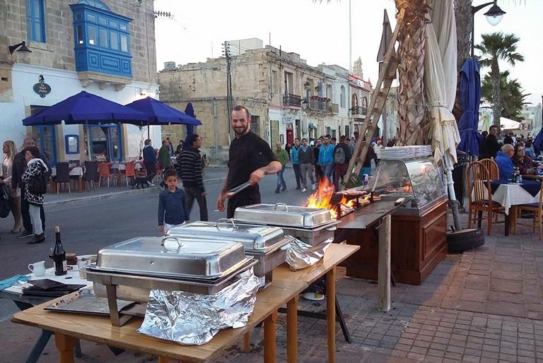 Fotó: Pisces Restaurant, Malta