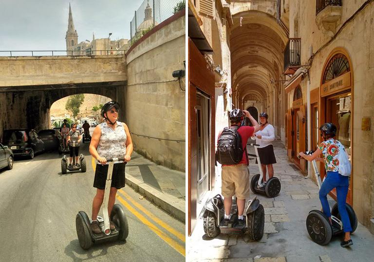 Fotó: Malta Segway Tours