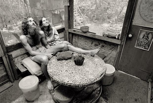 Hippi, pucér és nagyon szerelmes képek 1969-ből