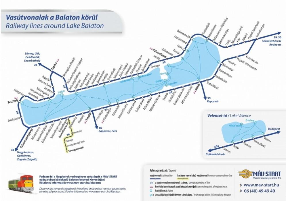 Holnaptól könnyebb lesz eljutni a Balatonhoz