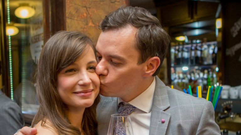 Ezzel az ismert színésznővel költözött össze Nacsa Olivér