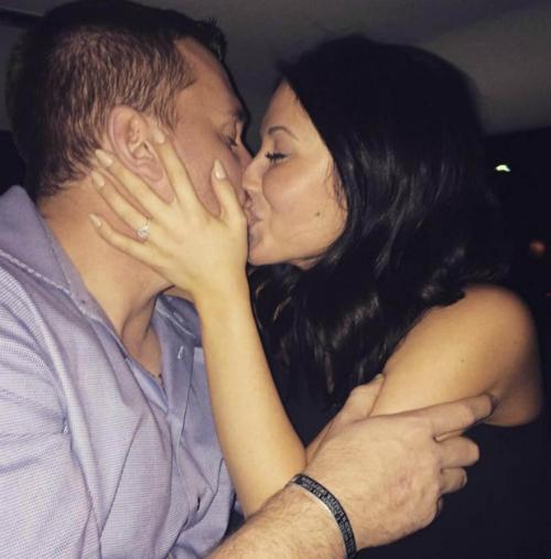 Márciusban boldogan újságolta Bristol Palin, hogy szerelmes