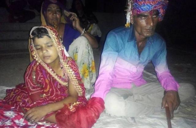 6 éves kislányt vett feleségül egy 35 éves férfi