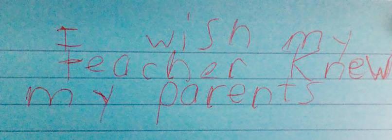 Szívszorító leveleket kapott diákjaitól egy tanárnő