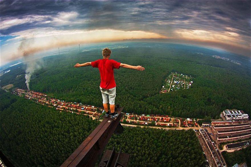 33 elképesztően látványos kép a világ tetejéről