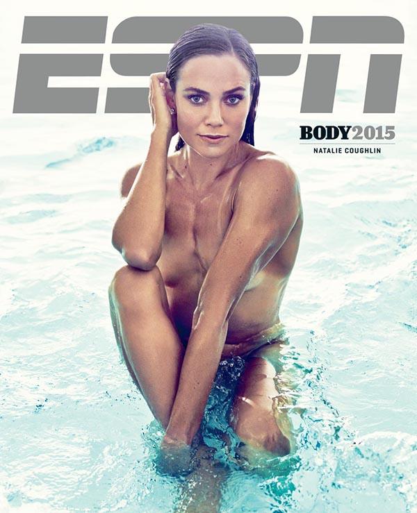 Natalie Coughlin, olimpikon úszó
